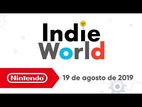 Indie World - 19-08-2019 (Nintendo Switch)