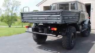Unimog Doppelkabine - Free video search site - Findclip
