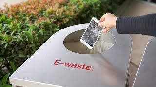 Ανακύκλωση συσκευών Title