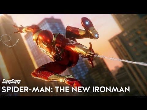 Spider-man: The New Iron Man | Explained in Hindi