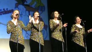 Purduettes - Jingle Jangle (The Archies)