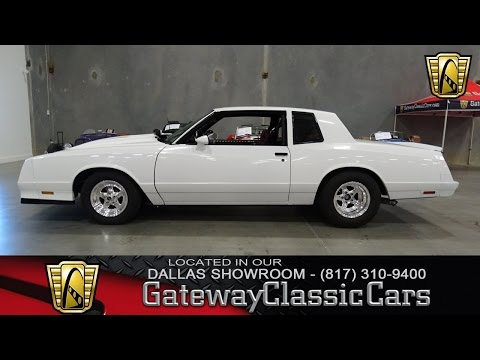 1982 Chevrolet Monte Carlo for Sale - CC-967150