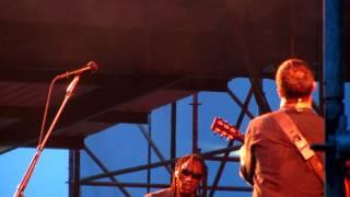 Seven - Dave Matthews Band @ Hershey Park, PA - June 29, 2012