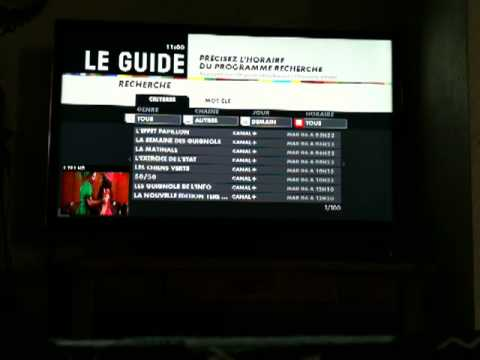 L'application MyCanal | Smart TV | Samsung FR | Samsung FR