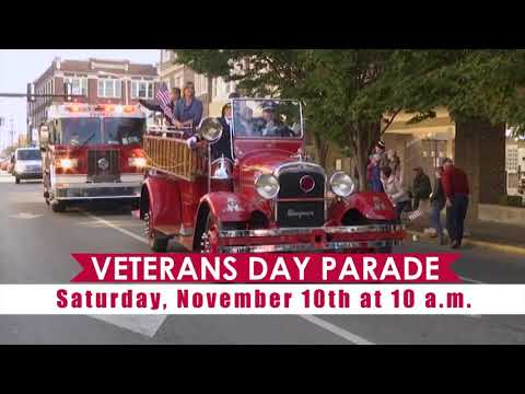 Veteran's Day Parade (2018)
