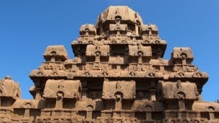 Panch Rathas Temple, Mahabalipuram