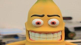 Банан-убийца (прикол)