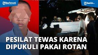 Terungkap! Penyebab Pesilat Remaja di Klaten Tewas saat Latihan, Dipukuli Pakai Rotan