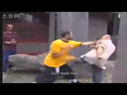 Shaolin Monk Master Super Speed