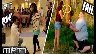 MARRIAGE PROPOSAL FAILS || 7 MARRIAGE PROPOSALS GONE HORRIBLY WRONG