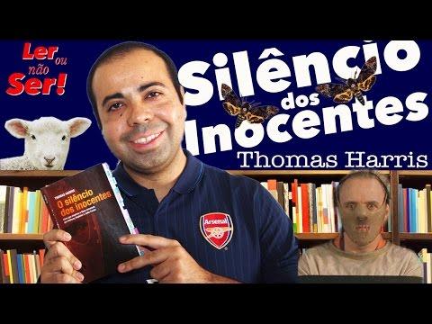 O SileÌncio dos Inocentes - Thomas Harris | Ler ou Não Ser 9.1