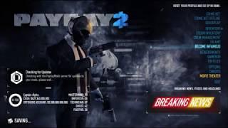 Payday 2 - Hoxton Breakout Speedrun DW ( WR: 16:45 ) [ Speedrun mod ]