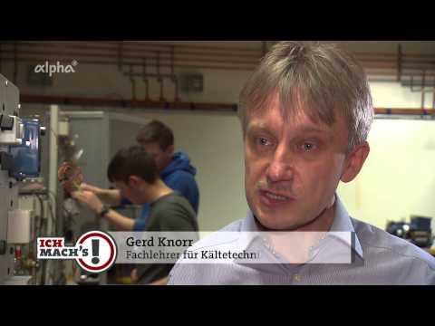 Mechatroniker/-in für Kältetechnik - Ausbildung - Beruf