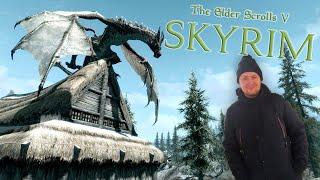 The Elder Scrolls V: Skyrim - Пытался решить несуществующую загадку!