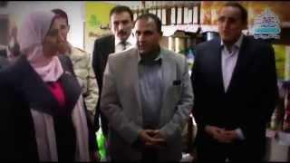 preview picture of video 'افتتاح منفذ العاصفة بمدينة المهندسين ببرج العرب'