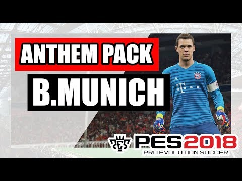 PES 2019 Bayern Munich New Entrance Theme (OBH Entrance Theme Pack)