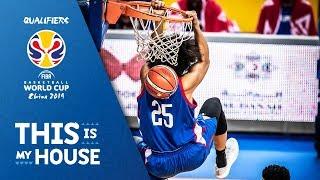 Top 25 Best Dunks - Window 6 - FIBA Basketball World Cup 2019 Qualifiers