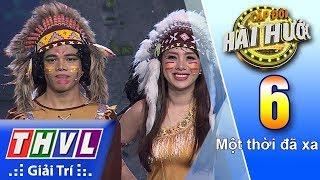 THVL | Cặp đôi hài hước Mùa 2 – Tập 6[2]: Mỹ nhân kế - Hoàng Hải, Miko Lan Trinh