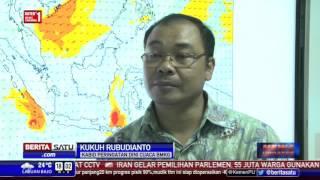 BMKG Wilayah Utara Jakarta Akan Dilanda Hujan Lebat