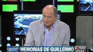 C5N - DEPORTE: ENTREVISTA A GUILLERMO VILAS
