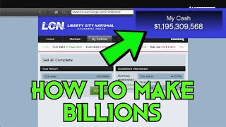 How to make BILLIONS in GTA 5 Storymode! (Updated)