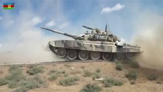 """""""Ən yaxşı tank bölüyü"""" adı uğrunda yarışlara start verilib - 24.09.2018"""