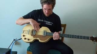 Hofner 500/1 Green Line Bass available from BassStringsOnline.com