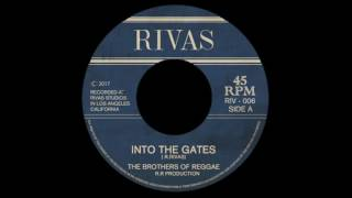 "Pre-order the NEW Rivas 45 ""Into The Gates / Sweet Like You"""