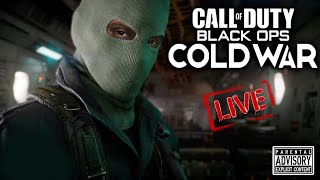 Bring on the PAIN...Black Ops Cold War LIVE😬😬