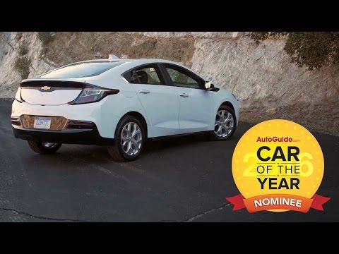 2016 Chevrolet Volt - 2016 AutoGuide.com Car of the Year Nominee - Part 5 of 7