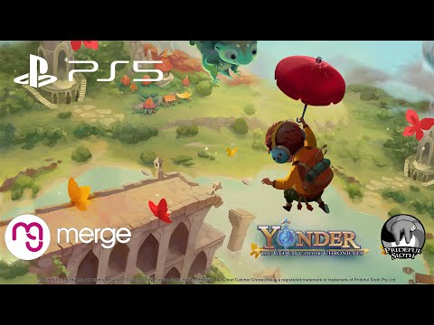Yonder: The Cloud Catcher Chronicles : Yonder: The Cloud Catcher Chronicles - Enhanced Edition - PS5 Launch Trailer