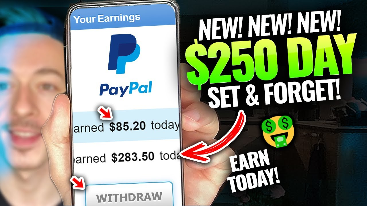 Make $12 EVERY Hour ($ 250 Each Day!) Simply By Copy & Pasting|Earn Money Online For Beginners thumbnail
