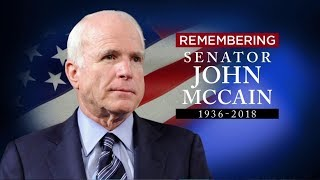 John McCain remembered | Obama, Bush give eulogies at Washington funeral