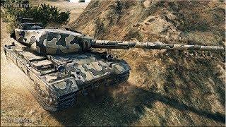 World of Tanks УКРАИНЕЦ НА ЕВРО СЕРВЕРЕ 🌟 Super Conqueror максимальный урон