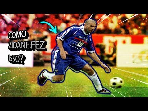 Como o Zidane fez isso ?