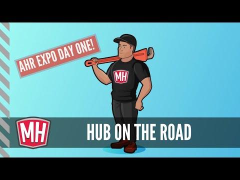 Hub on the Road: AHR Day 1, Bradford White