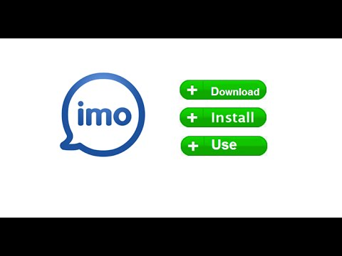 How to download, Install and use imo free video calls and chat on your android phone