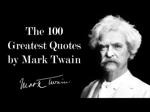 Great Quotes by Mark Twain