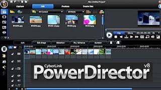 SONY VEGAS - PARA CELULAR ANDROID  ( PowerDirector ) Melhor Editor de vídeos do mundo !!!
