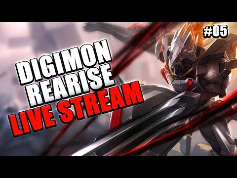 Digimon ReArise | Episode #5 Working On A New Mega!