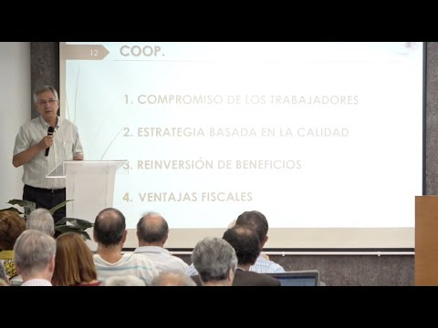 Mondragón, caso de éxito de una Economía de Cooperación.