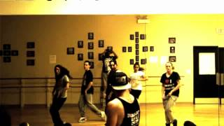 Justin Tyda Choreography, Don't get me started - Ace Hood