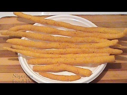 Kokoro (Korokoro) | Nigerian Snacks recipe