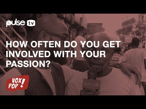 Vox Pop: How often do you indulge in your passion?