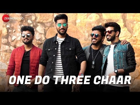 One Do Three Chaar hindi video song
