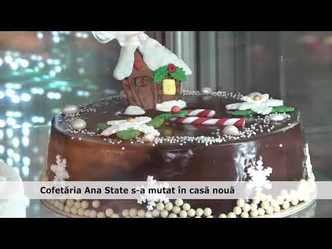 Cofetăria Ana State s-a mutat în casă nouă
