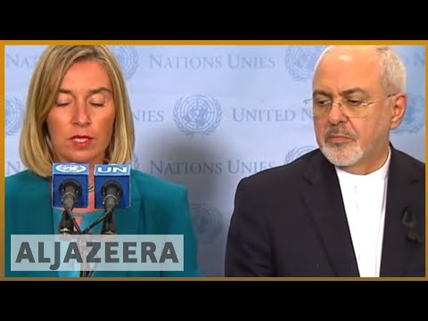 🇮🇷🇪🇺 Iran looks to Europe as US reimposes sanctions | Al Jazeera English