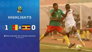 CAN U20 2021 | Groupe A : Cameron 1-0 Ouganda