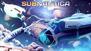 Subnautica - New Arctic Expansion Creatures, Manta Submarine In Game, & Arctic DLC info! - Gameplay