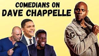 Comedians on Dave Chappelle | Hilarious Humans